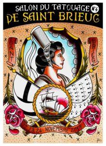 Salon du tatouage de Guingamp