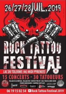 rock tattoo festival